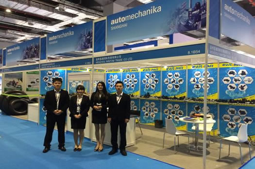 Trade Show Automechanika
